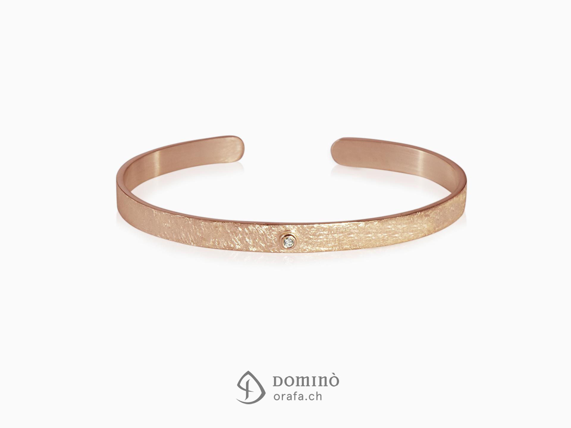 bracciale-graffiato-diamante-oro-rosso