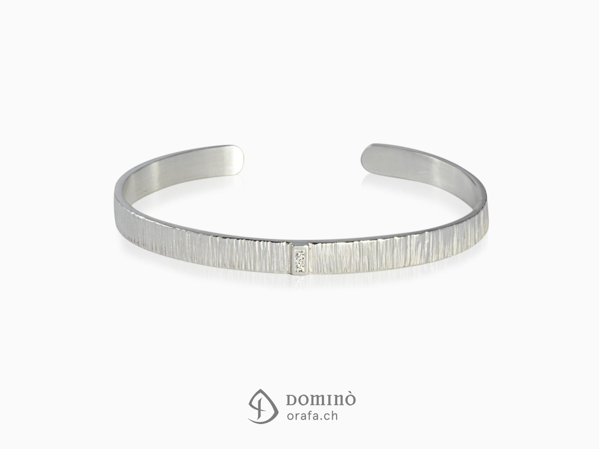 bracciale-rigido-linee-due-diamanti-pave-oro-bianco