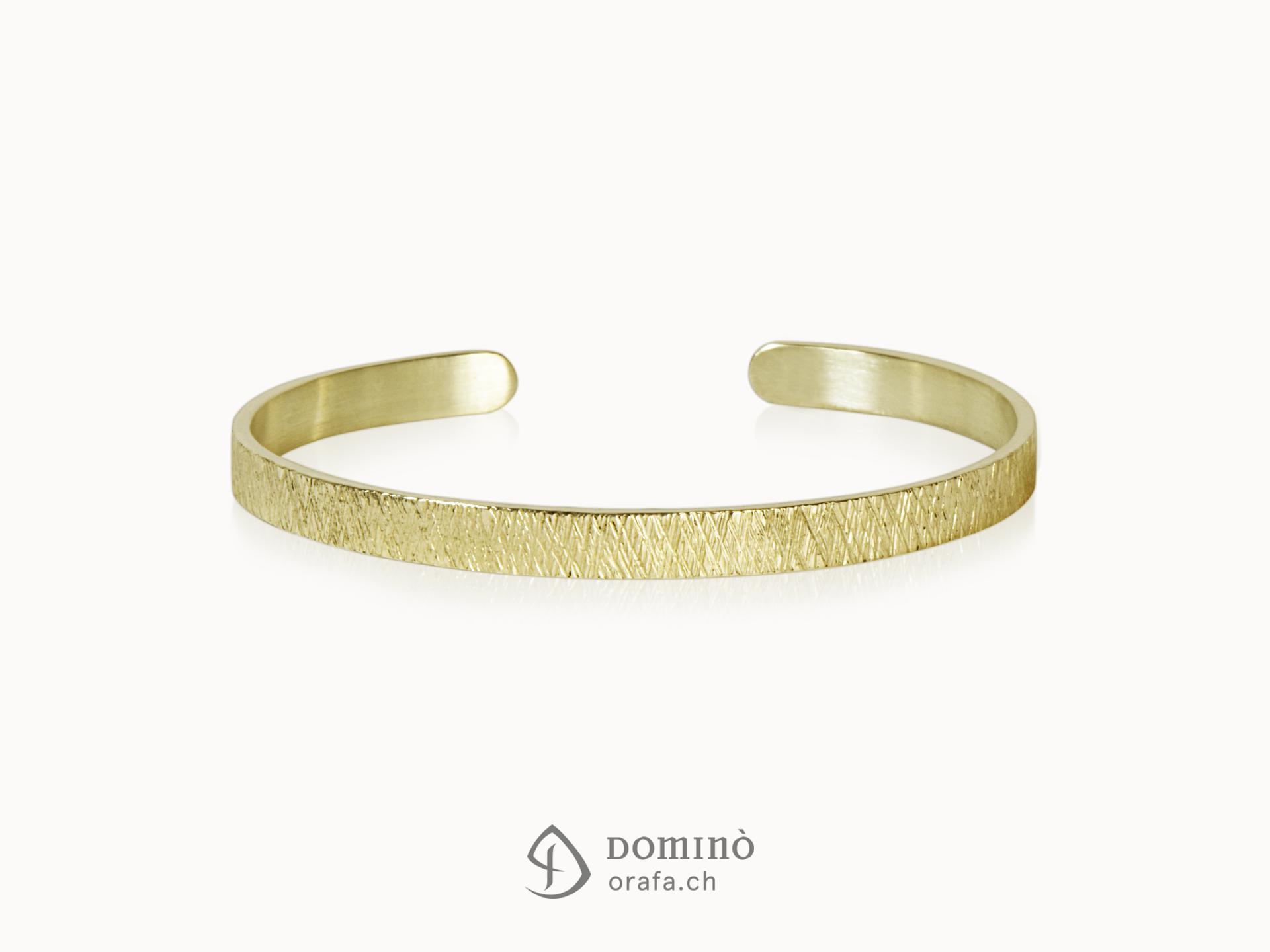 Crossed Linee bracelet