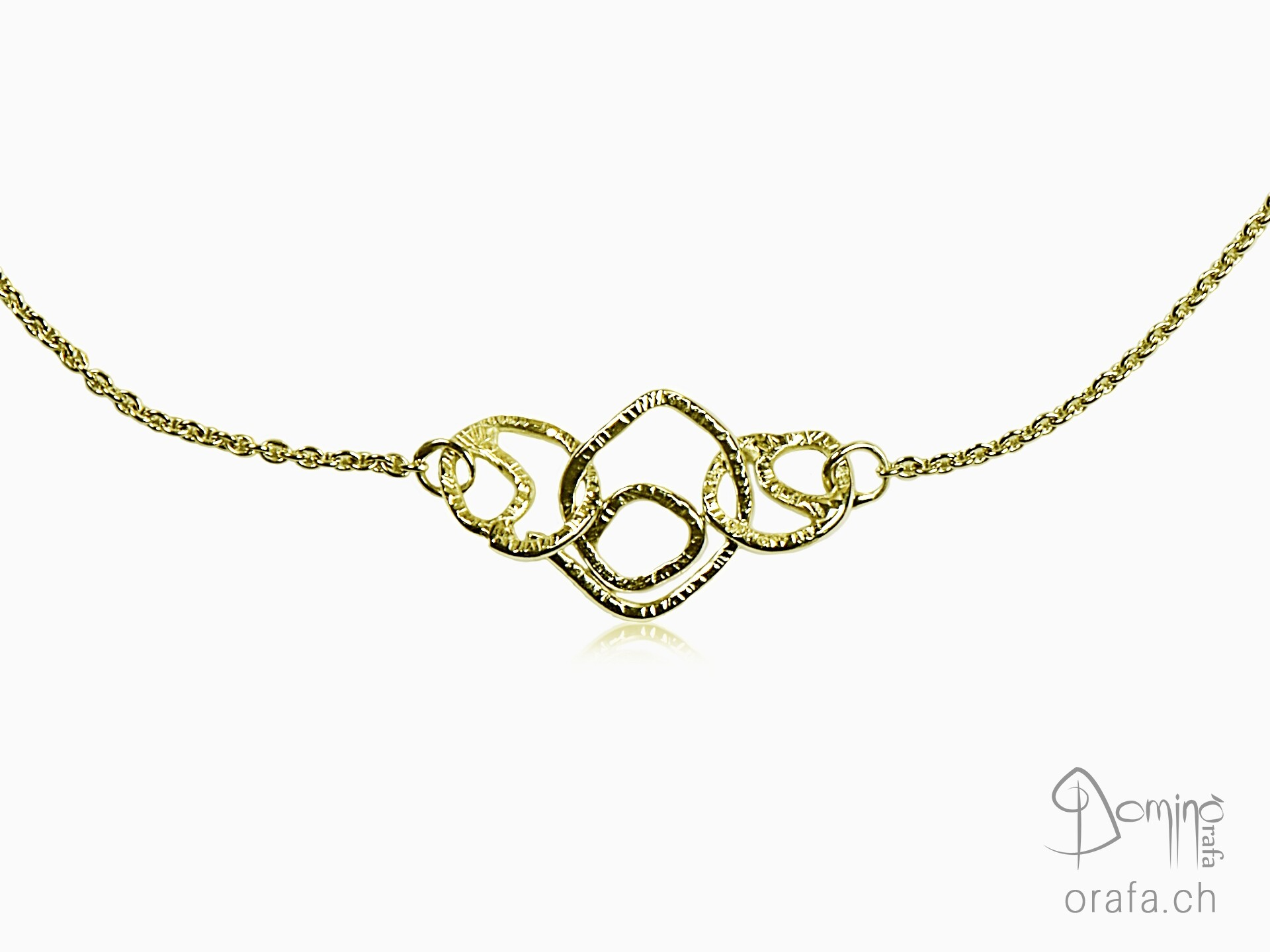 3 fantasy elements Linee bracelet