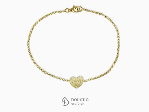 braccialetto-cuore-vostra-impronta-digitale-oro-giallo