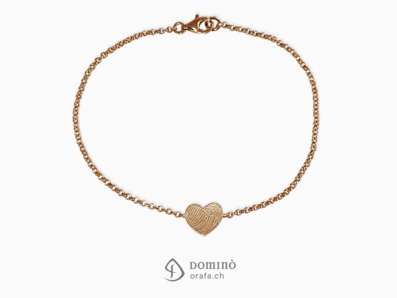 braccialetto-cuore-vostra-impronta-digitale-oro-rosso