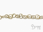 Fantasy bracelet Yellow gold 18 kt