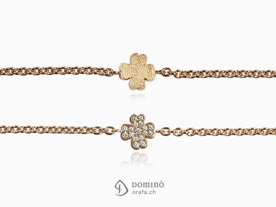braccialetto-quadrifoglio-impronta-digitale-diamanti-oro-rosso