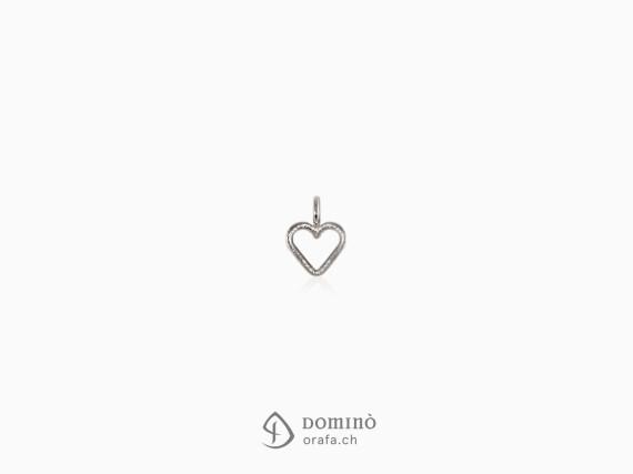 ciondolo-mini-cuore-sabbiato-oro-bianco