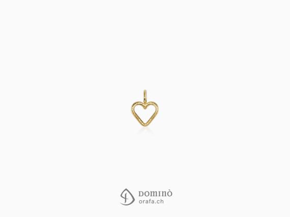 ciondolo-mini-cuore-sabbiato-oro-giallo