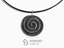 ciondolo-ossidato-argento-spirale-argento