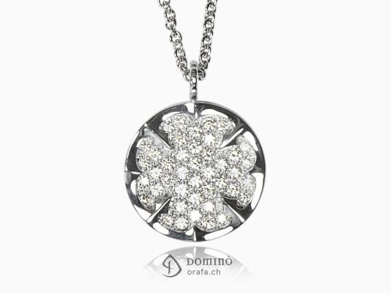 ciondolo-quadrifoglio-diamanti-oro-bianco
