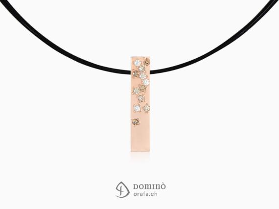 ciondolo-rettangolare-diamanti-sparsi-incolore-brown-cognac-oro-rosso