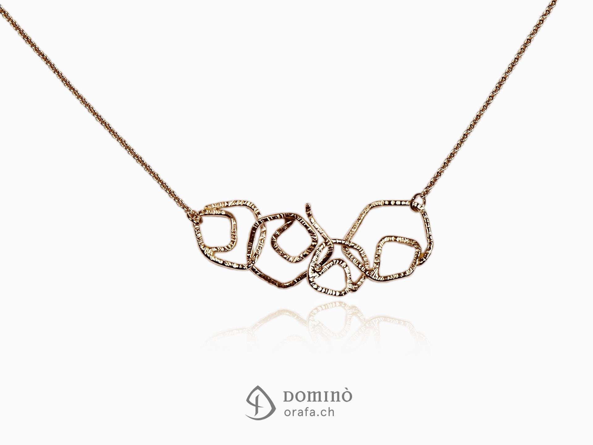Fantasy elements necklace