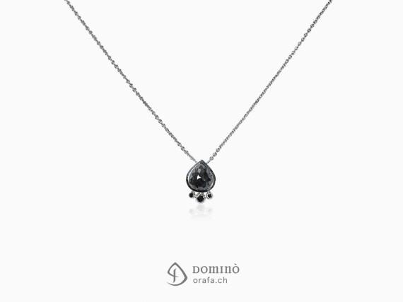 collier-diamante-nero-goccia-diamanti-neri-oro-bianco