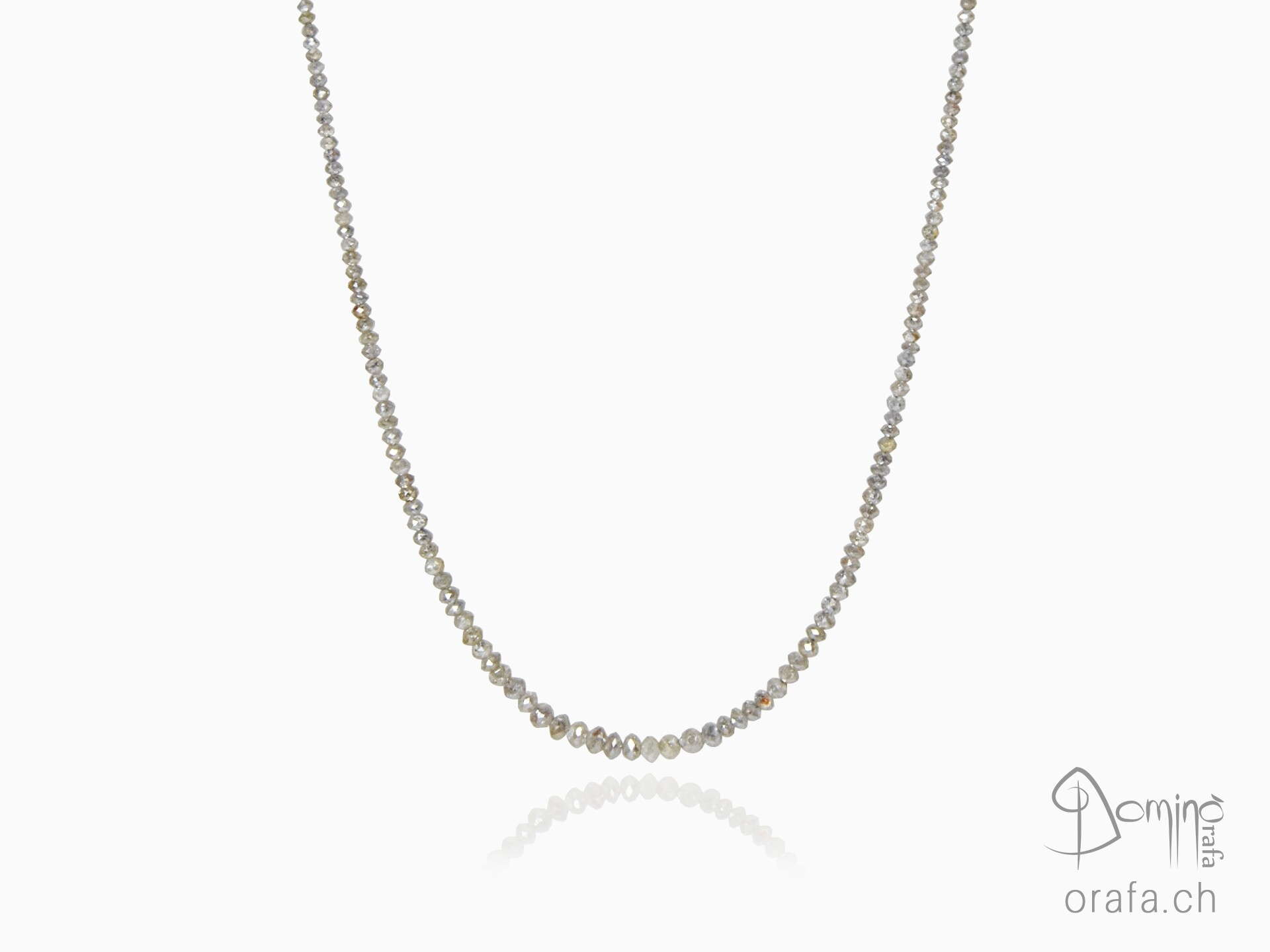 Collier di diamanti