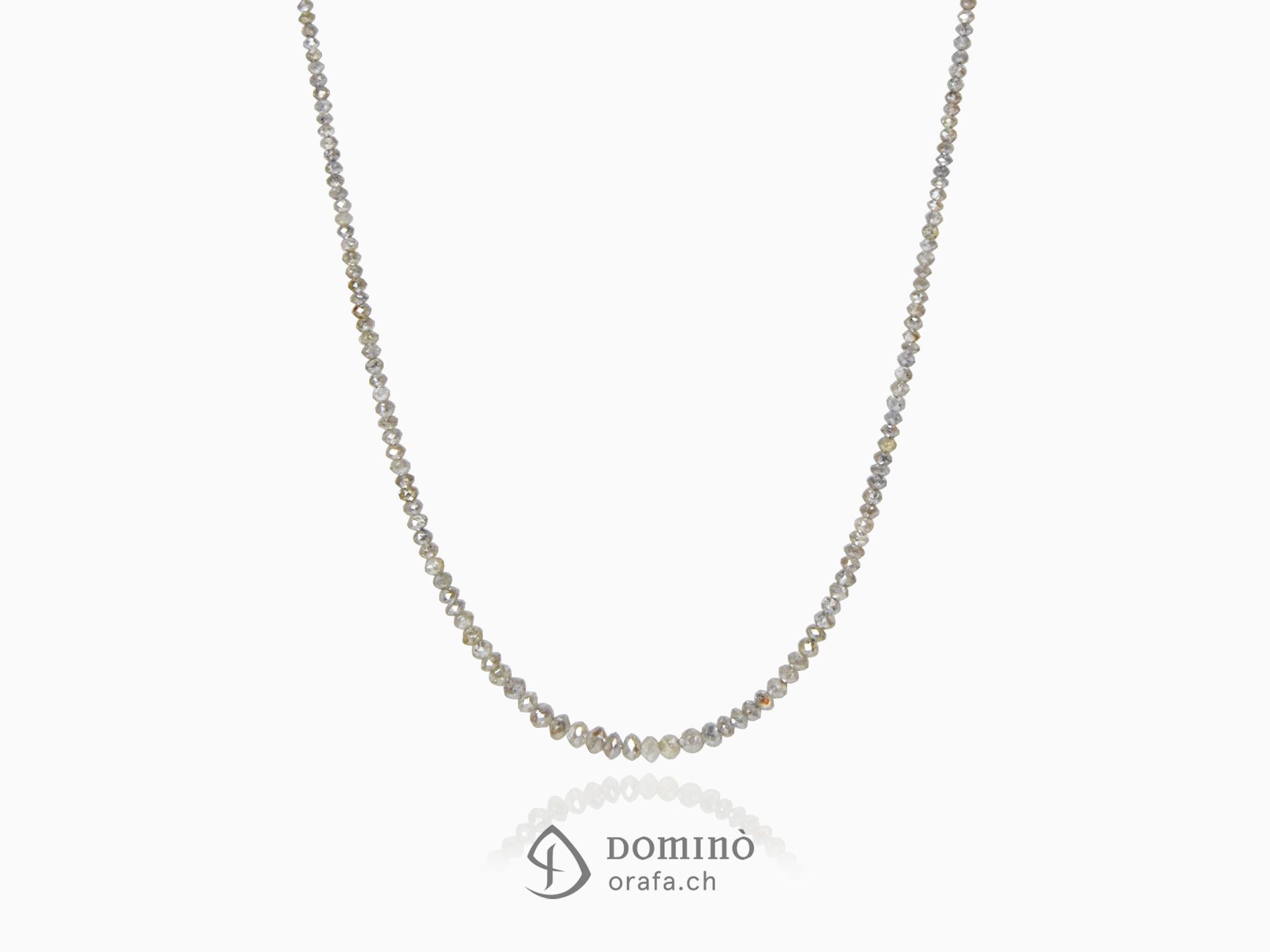 Collier di diamanti