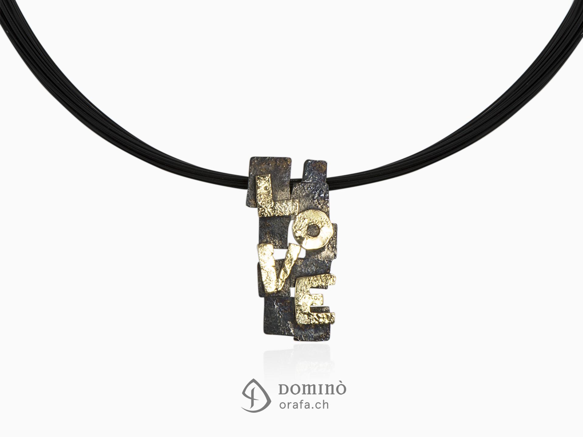 Love Frammenti pendant
