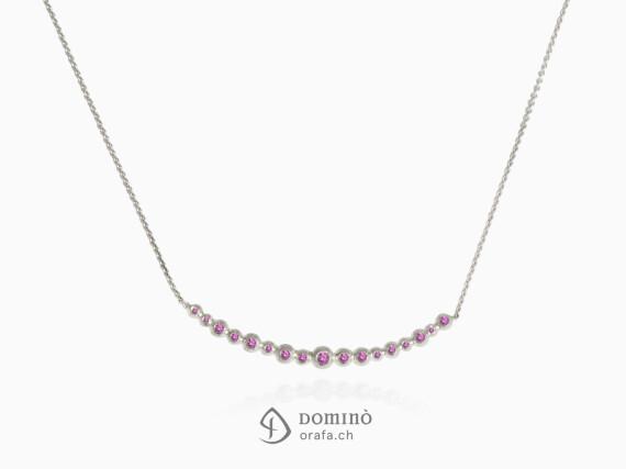 collier-sfere-lineari-zaffiri-rosa-oro-bianco