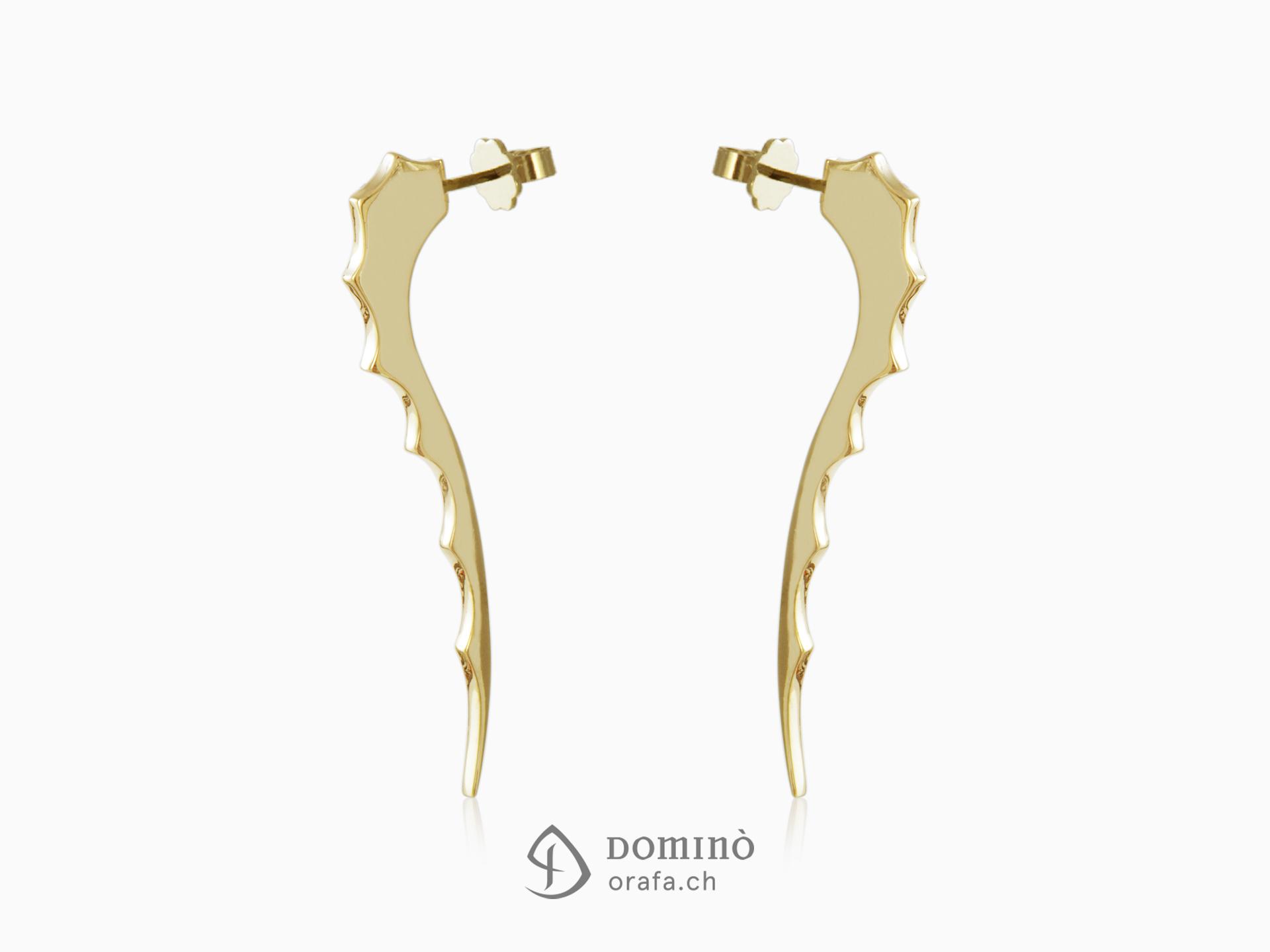 Dragon's Tail earrings