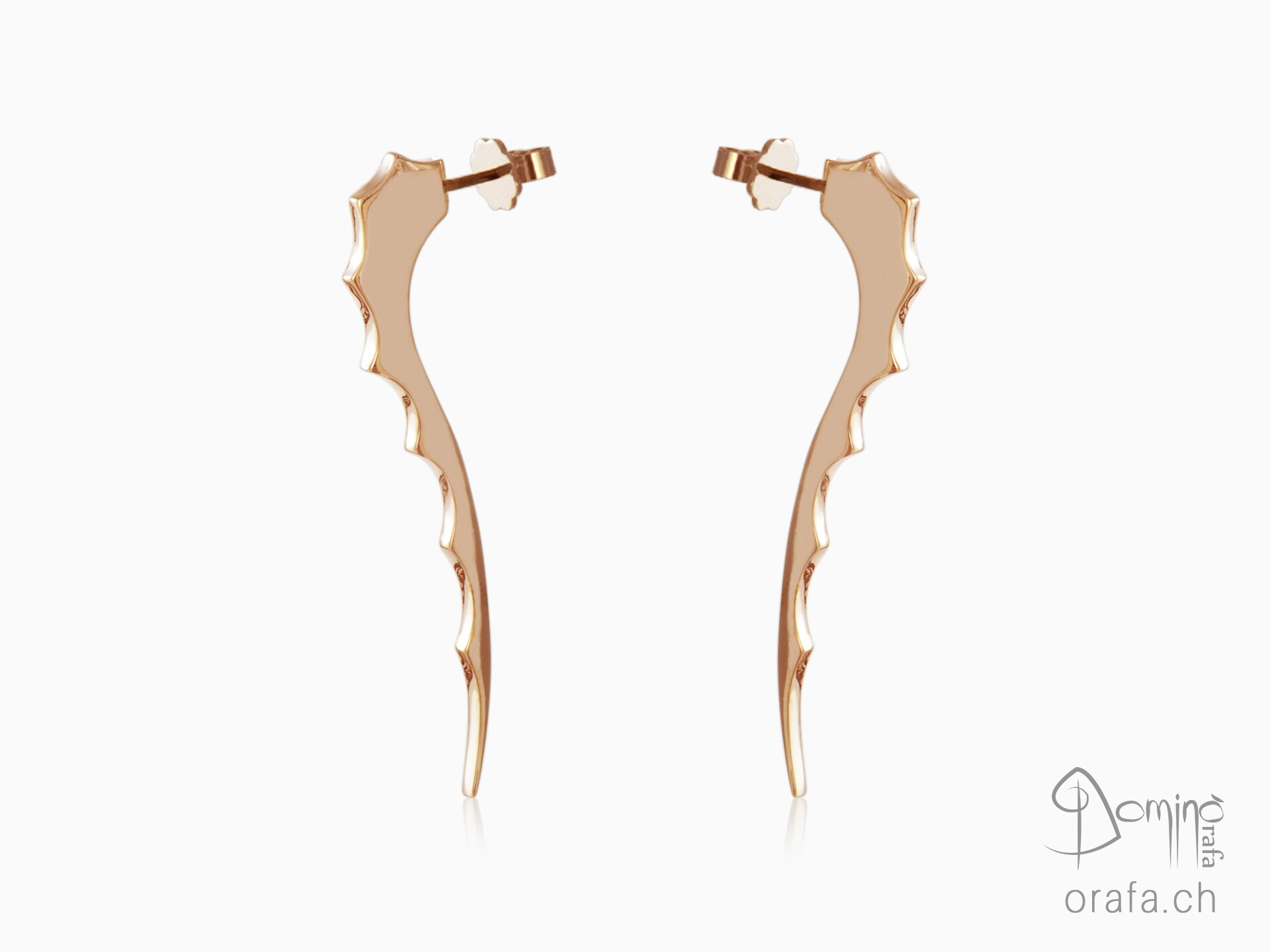 Dragon's Tail earrings