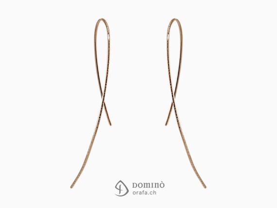 orecchini-fini-lunghi-oro-rosso