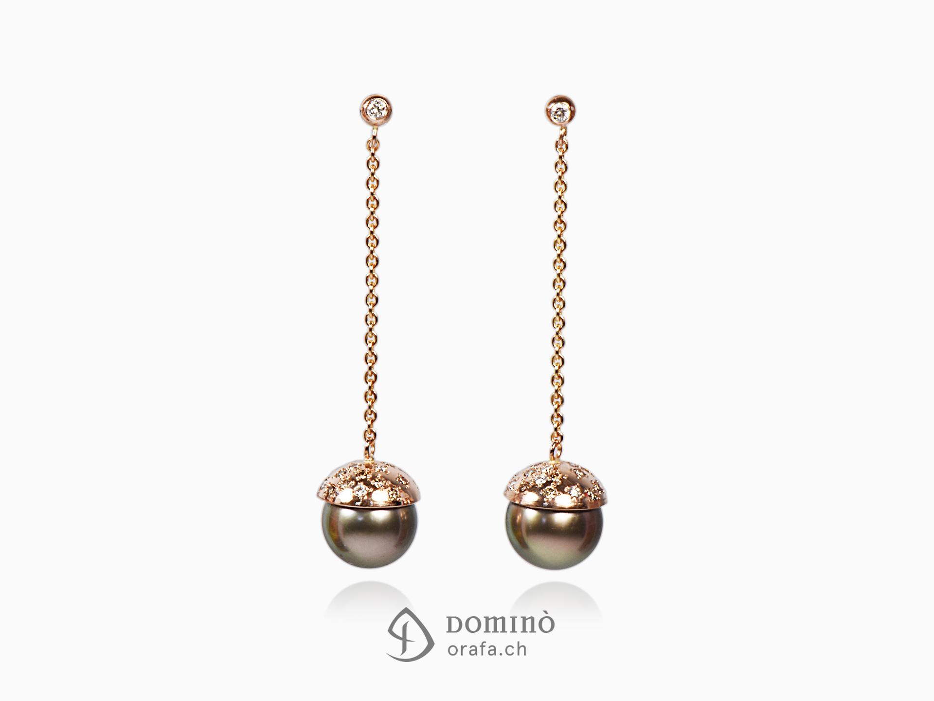 orecchini-oro-rosso-diamanti-incolore-cognac-brown-perle-tahiti-oro-rosso