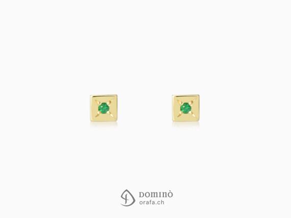 orecchini-quadrati-smeraldi0,02ct-oro-giallo