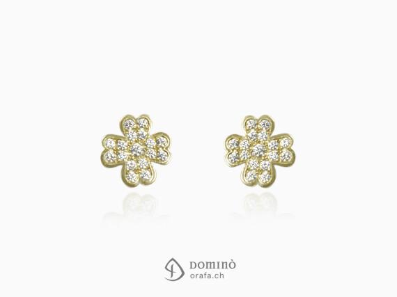orecchini-quadrifoglio-diamanti-oro-giallo