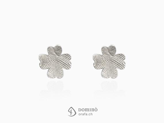 orecchini-quadrifoglio-impronta-digitale-oro-bianco