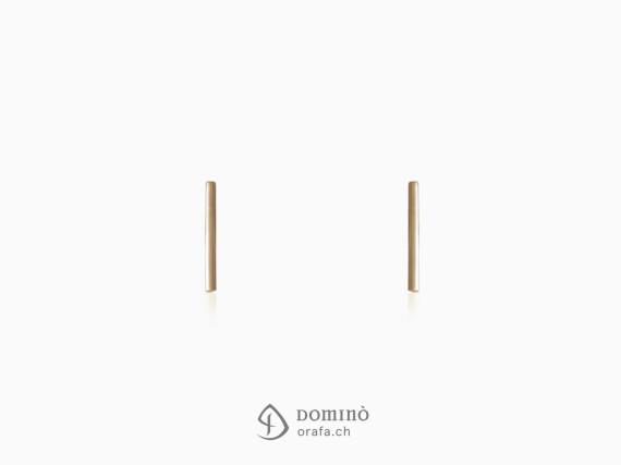 orecchini-semplici-linea-oro-rosso