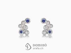 orecchini-sfere-piccoli-sabbiati-diamanti-zaffiri-blu-oro-bianco