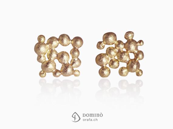 orecchini-sfere-quadrati-oro-rosso