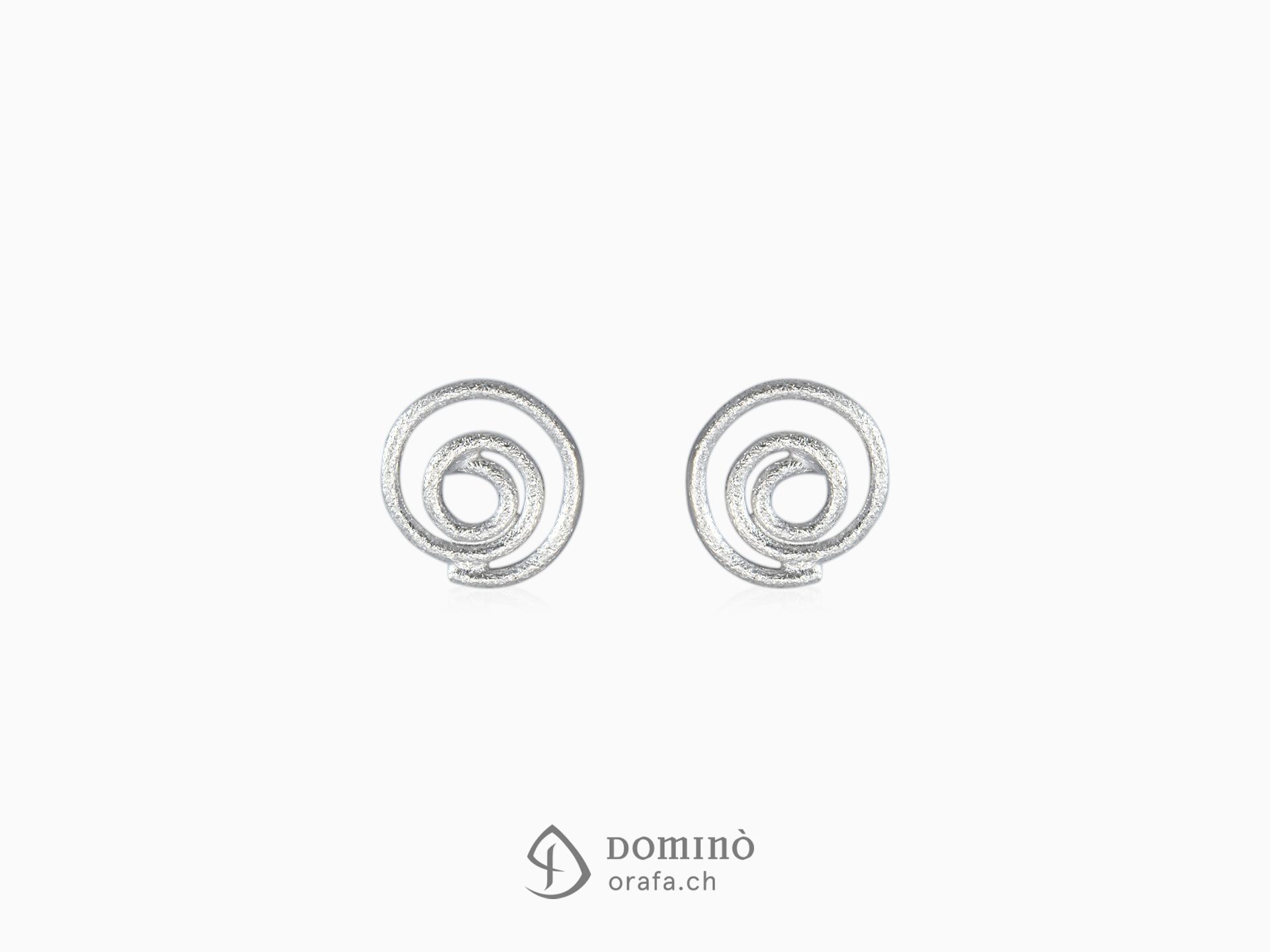 Orecchini Spirali