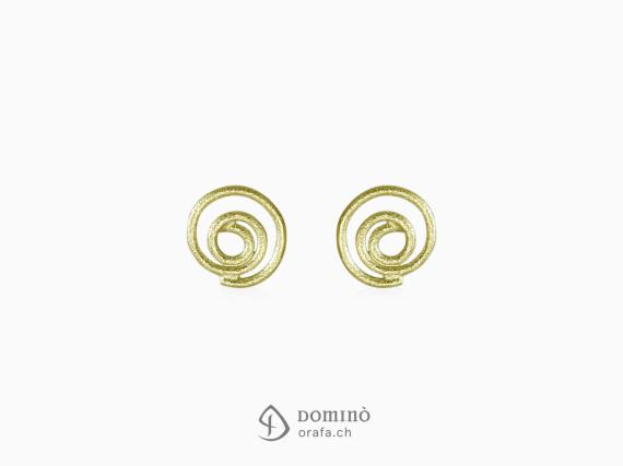 orecchini-spirali-sabbiate-piccoli-oro-giallo