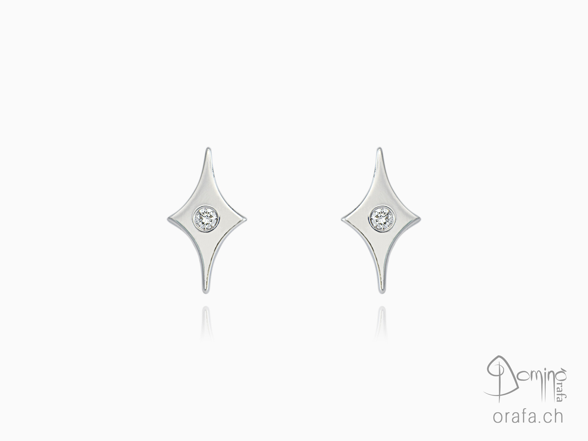 Diamonds Stars earrings