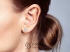 Diamonds Stars earrings