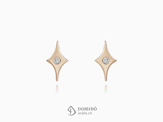 orecchini-stelle-diamanti-0,06ct-oro-rosso