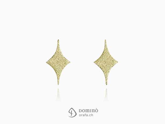 orecchini-stelle-semplici-sabbiate-oro-giallo