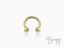 piercing-due-sfere-oro-giallo